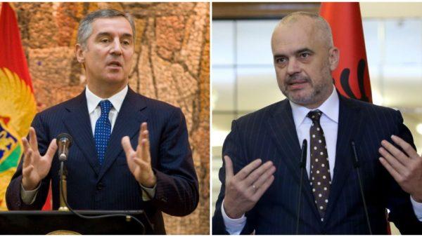 Zgjedhjet në Mal të Zi, Rama thirrje shqiptarëve për mbështetjen e Gjukanoviçit