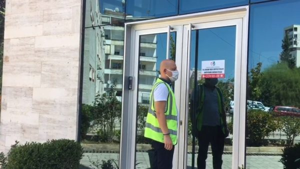 Një rast me koronavirus, mbyllet Gjykata e Apelit në Vlorë