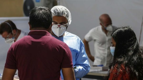 Itali, rriten lehtë rastet me koronavirus, 5 viktima