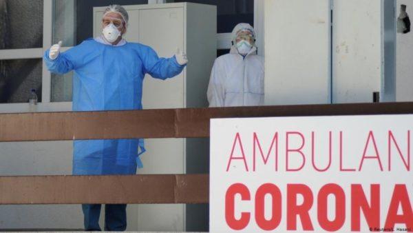Një viktimë nga koronavirusi në Kosovë