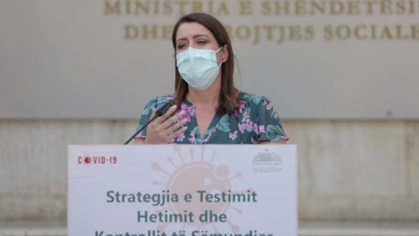 Prezantohet strategjia vjeshtë-dimër për përballimin e pandemisë