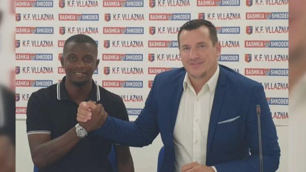 Ish-lojtari i kombëtares gjermane firmos me Vllazninë
