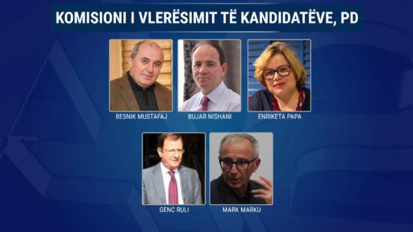 Komisioni i Vlerësimit në PD, Mustafaj: Shpresoj të dal i paturpëruar