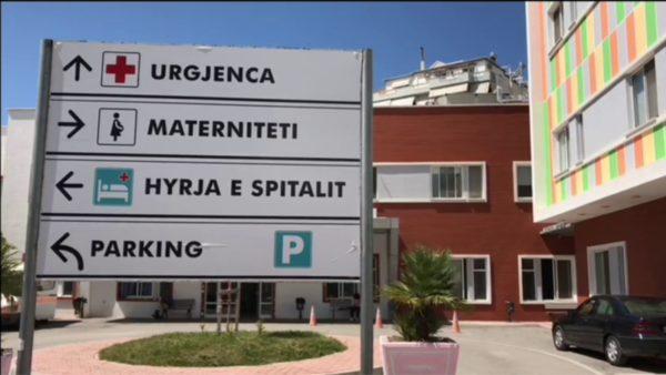 13-vjeçari mbërrin i pajetë në spitalin e Sarandës