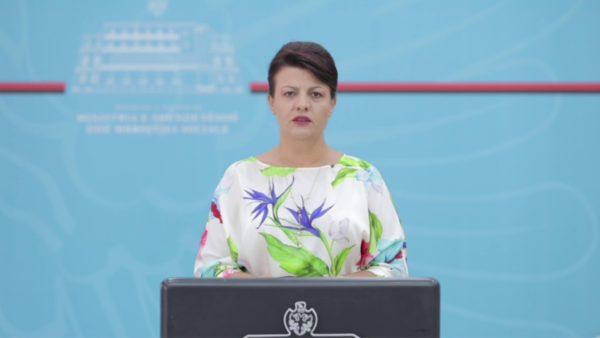 Ministria e Shëndetësisë jep bilancin e pandemisë, të shëruarit më shumë se rastet e reja