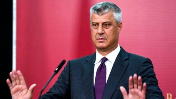 Dialogu Kosovë-Serbi, Thaçi: Takimi i së enjtes, i rrezikshëm për shtetësinë