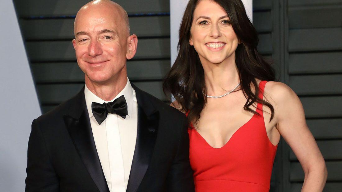 Jeff and MacKenzie Bezos 1 1100x620