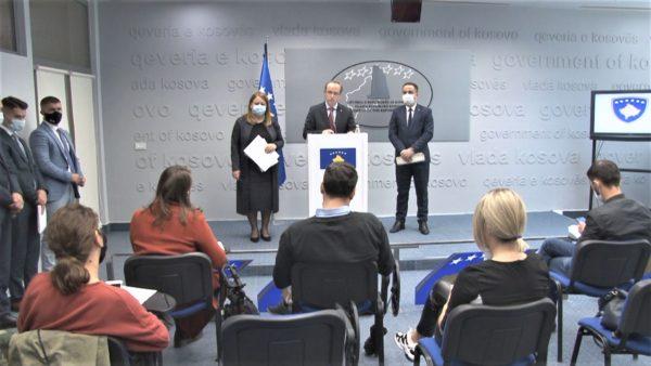 Kosova miraton 15 marrëveshje me Shqipërinë, themelohet zyra për Luginën