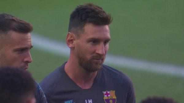 Rikthehet kapiteni, Messi i bashkohet Barcelonës në stërvitje