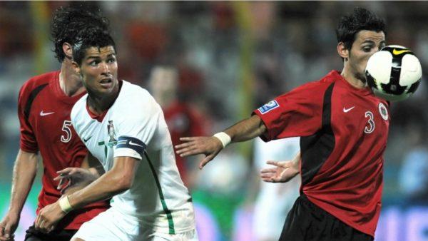 Zero gola të pësuar, Shqipëria si Brazili, Franca e Gjermania, makthi i Ronaldos