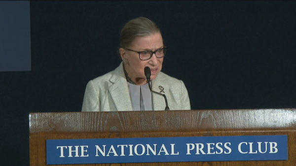 Ikona e të drejtave të grave, ndërron jetë anëtarja e Gjykatës së Lartë në SHBA