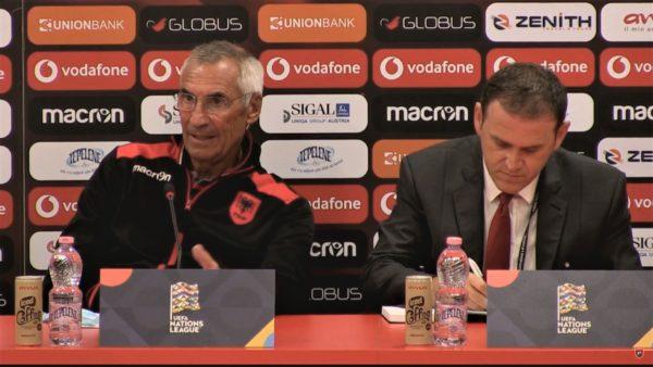 Liga e Kombeve, Shqipëria përballë Lituanisë për 3 pikët e radhës
