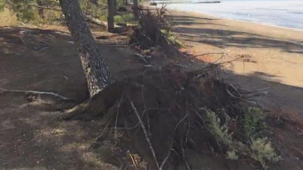 Stuhia në brigjet e Lezhës, situatë më e rënduar në Kune-Vain