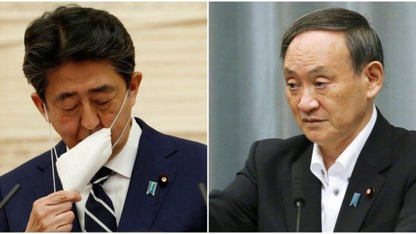 """Ikën """"aristokrati"""" Abe, """"plebeu"""" drejt postit të kryeministrit japonez"""
