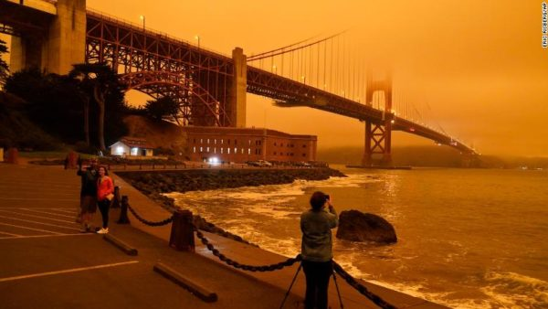 """Skena si ato të filmit """"Armageddon"""", rreth 500 mijë të evakuuar në SHBA"""