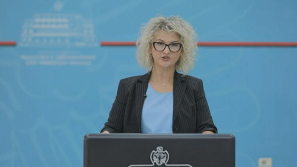 Koronavirusi në Shqipëri, ulje e mëtejshme e rasteve të reja