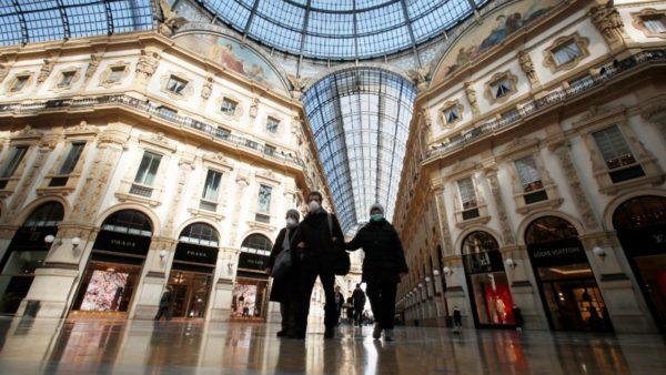 Bilanci italian, të infektuarit më shumë se 300 mijë