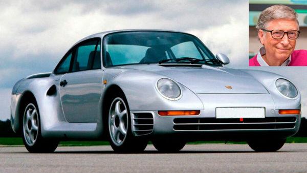 Pse Bill Gates nuk lejohej që t'i jepte kësaj makine Porsche?