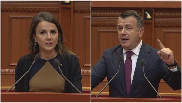 Naftëtarët e Ballshit, debat në Kuvend mes opozitës dhe mazhorancës