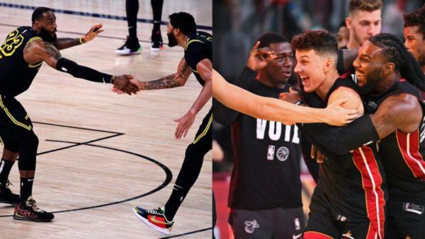 Lakers dhe Heat, finalistët e NBA