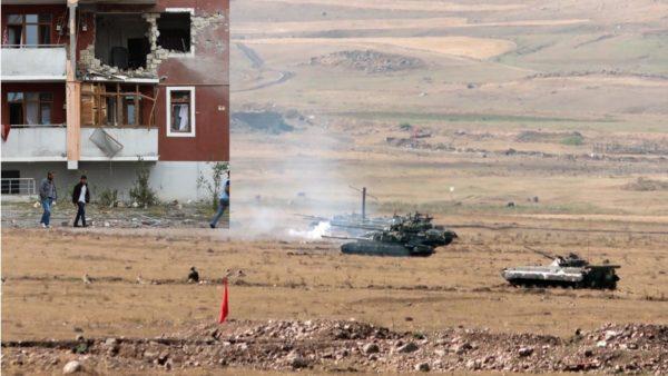 Luftë në Kaukaz, Azerbajxhani dhe Armenia refuzojnë të ulen në tavolinë
