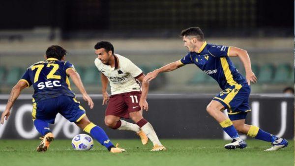 Gafa me Diawara, Roma humbet 3-0 në tavolinë ndeshjen me Veronën