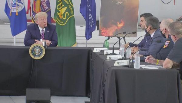 Trump dhe Biden përplasen për klimën