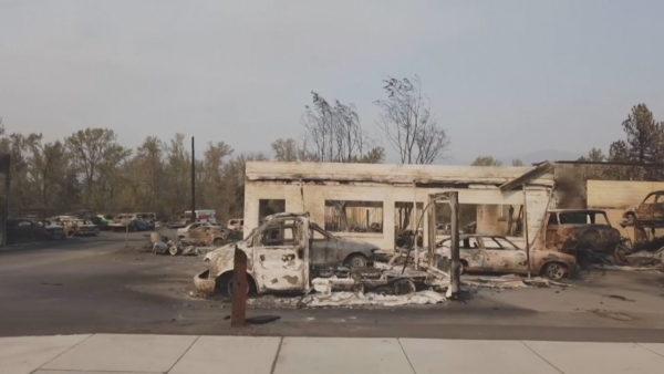 Zjarret masive në SHBA, dhjetëra persona të zhdukur në Oregon