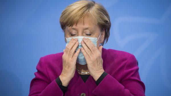 Pandemia koronavirus, Merkel takon zyrtarët e CDU: Situata është dramatike