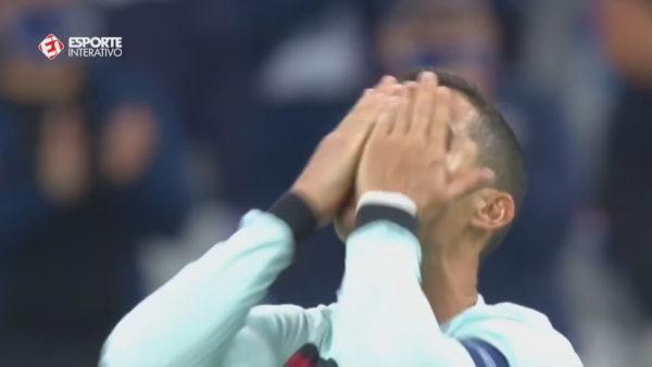 Ronaldo ende pozitiv, por ka shpresë për sfidën me Barcelonën