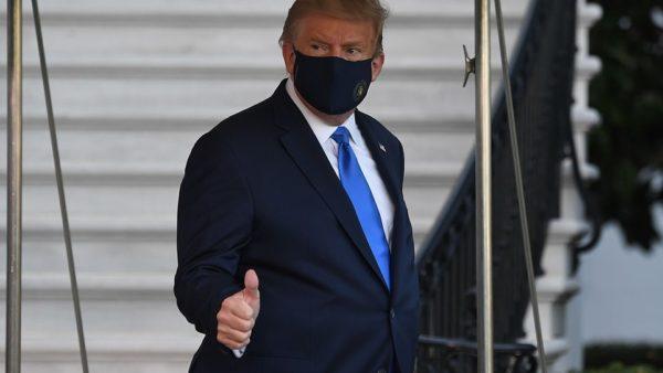"""Me maska apo pa maska? Institucionet amerikane në """"luftë"""", Task Forca kundër maskës në publik"""
