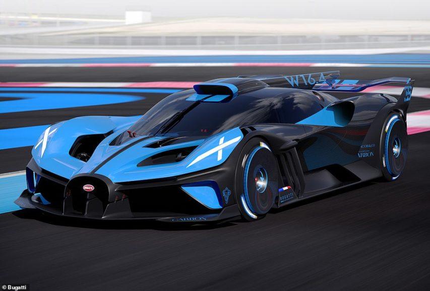 Bugatti prezanton modelin që arrin shpejtësinë 500 km/h