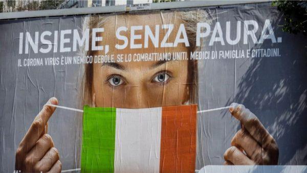 Piku i virusit për Krishtlindje, Gjermania konsideron të gjithë Italinë zonë rreziku