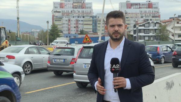 """Devijimi tek ish-sheshi """"Shqiponja"""", qytetarët: Ka konfuzion, është shtuar shumë trafiku"""