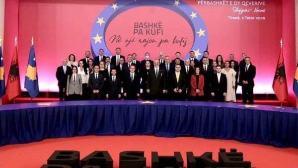 Ministri i Kosovës braktisi foton e përbashkët: Rama doli nga protokolli