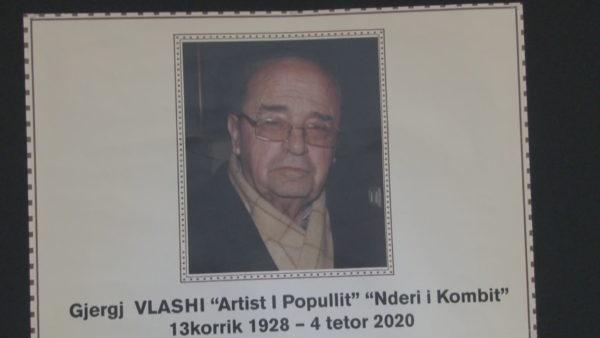 """In Memoriam"", profili i një artisti si Gjergj Vlashi"