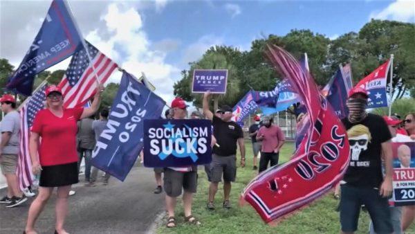 Beteja përqendrohet në Florida, Trump sulmon Biden: Do të na ndëshkojë me izolime. Biden: Presidenti është dorëzuar përballë virusit