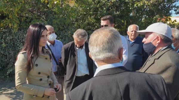 Ish-këneta e Durrësit, kryebashkiakja premton rrugë të reja