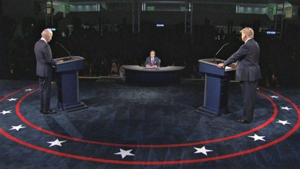 Sondazhet pas debatit, Biden në avantazh me 6 pikë ndaj presidentit Trump
