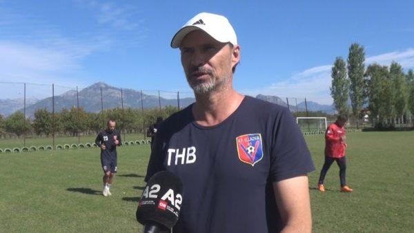 Vllaznia largon trajnerin Brdaric