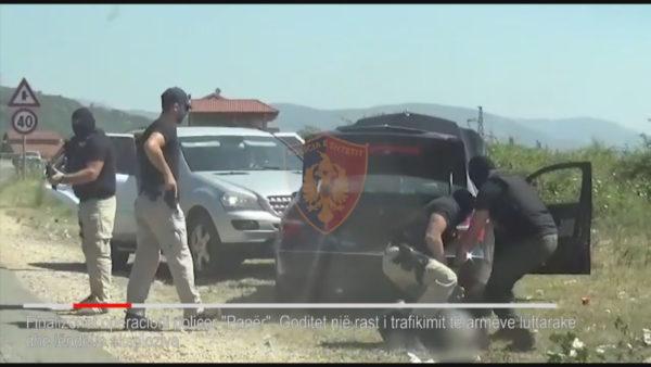 """""""Dekonspiroi"""" operacionin, merret i pandehur oficeri i policisë në Elbasan"""