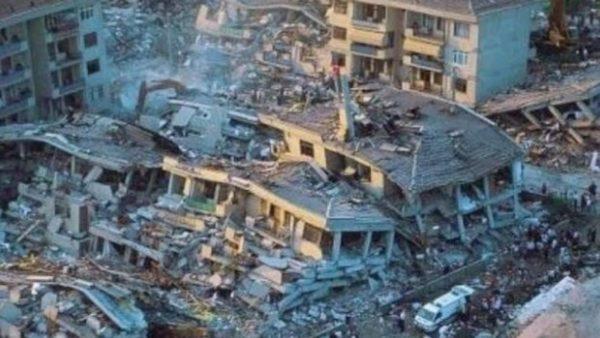 Tërmetet më të fuqishëm në Turqi që nga viti 1900