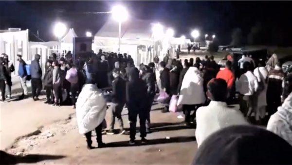 Situata e emigrantëve në Bosnjë është dramatike, OKB: Me mijëra po flenë në rrugë