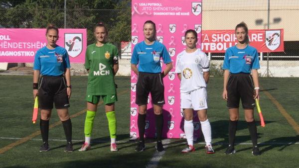 Tirana-Partizani, derbi historik në futboll për femra