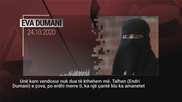 Gratë shqiptare në Al-Hawl: Nuk duam të kthehemi në Shqipëri