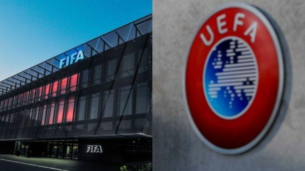 Bojkoti i kampionatit, reagon FIFA dhe UEFA