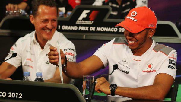 Hamilton barazon rekordin e Schumacher, triumfon edhe në Nuerburgring