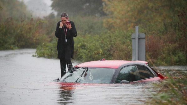 Moti i keq përfshin Europën, përmbytje dhe viktima në Itali, Francë dhe Britani
