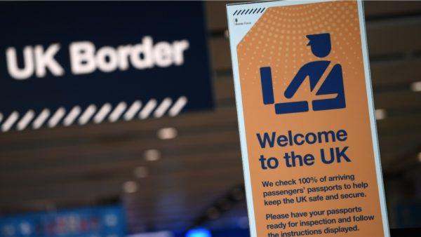 Rregullat pas Brexit, europianët që kanë bërë burg nuk do hyjnë në Britani