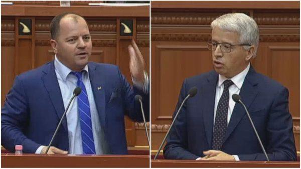 Lleshaj-Maliqi, interpelanca me akuza personale mes ministrit e deputetit